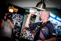 Triton Tools are launching a new sponsorship with five-times world champion darts player Raymond van Barneveld at Powerbox International, Yeovil.