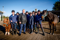 Discover Wellbeing at HorseWorld near Bristol has been awarded £5000 through OneFamily Foundation Community Awards. The initiative is run by HorseWorld which has been rescuing, rehabilitating and re-h
