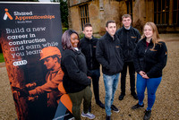 Staff and all apprentices from Shared Apprenticeships South West (SASW) took part in a team building festive away day at Dillington House, Somerset.