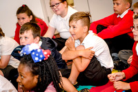 Local schools visited Drake Circus as part of the Young Readers Programme, a combined initiative between British Land (owner of Drake Circus) and the National Literacy Trust.
